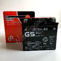 GS Motobaterie GTX5L-BS 12V 4Ah 80A
