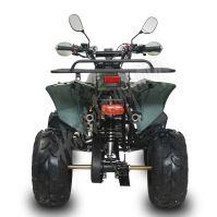 Dětská čtyřtaktní čtyřkolka ATV Street Hummer XXL 125ccm maskáč zele  3 rych. poloaut. 8