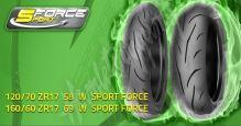 Mitas Sport Force+ 160/60 ZR17 M/C 69W TL zadní