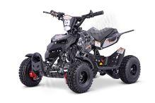 Dětská dvoutaktní čtyřkolka ATV Repti Nitro 49ccm černá sestavena