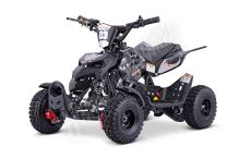 Dětská dvoutaktní čtyřkolka ATV Repti Nitro 49ccm černá