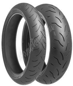 Bridgestone Battlax BT016 PRO 120/70 ZR17 + 180/55 ZR17