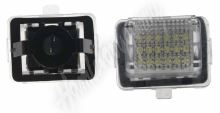 RZmb02 LED osvětlení SPZ do vozu Mercedes W204, W212, C216, C207, W221