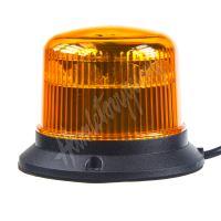 911-E30f PROFI LED maják 12-24V 10x3W oranžový ECE R65 121x90mm