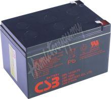 Záložní akumulátor CSB GPL12120 F2 (12V 12Ah  180A)