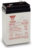 akumulátor Yuasa NP4-6 (6V/4Ah)