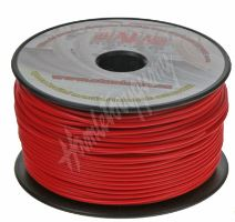 3100101 Kabel 1 mm, červený, 100 m bal