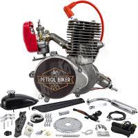 Motorový kit PetrolBiker FireStorm 100 Stříbrná