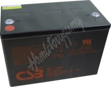 CSB Baterie GPL12880 12V 88Ah