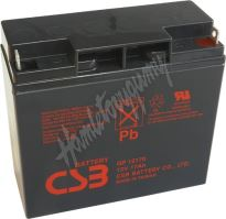 CSB BATTERY GP12170 12V 17Ah