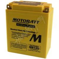 Motobaterie MOTOBATT MB12U 12V 15Ah 160A