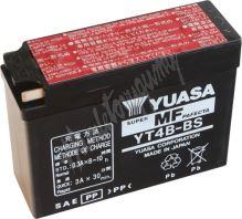 Motobaterie Yuasa YT4B-BS (12V, 2,3Ah, 40A)