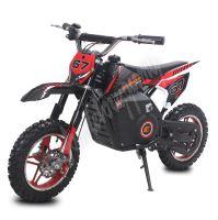 Elektrická motorka MiniRocket Viper 1000W 36V černá
