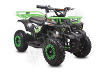Dětská elektro čtyřkolka ATV MiniHunter 800W 36V Zelená