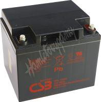 Záložní akumulátor CSB GPL12400I (12V 40Ah  400A)