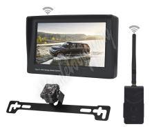 """cw3-dset433 SET bezdrátový digitální kamerový systém s monitorem 4,3"""" / Transmitter + kame"""