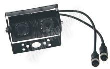 svc5011AHD AHD dual kamera 4PIN s IR, vnější