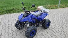 Dětská elektro čtyřkolka ATV Warrior XL 1500W 60V modrá
