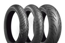 Bridgestone Battlax BT023 120/70 ZR17 + 180/55 ZR17