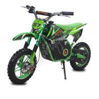 Elektrická motorka MiniRocket Viper 1000W 36V zelená
