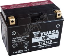 Motobaterie Yuasa TTZ14S-BS (12V, 11,2Ah, 230A)