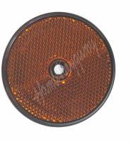 trl52or Boční (oranžový) odrazový element - kolečko pr.60mm