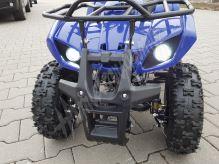Dětská elektro čtyřkolka ATV Torino 800W 36V modrá