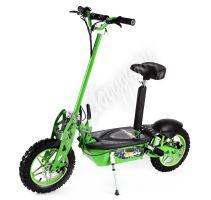 Koloběžka HeipeScooters DirtKing CSB 1000W 48V zelená