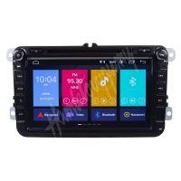 "80891A Autorádio pro VW, Škoda s 8"" LCD, Android 10.0, WI-FI, GPS, Mirror link, Bluetooth,"