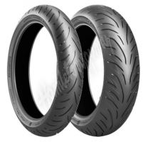 Bridgestone Battlax T31 120/70 ZR17 + 160/60 ZR17