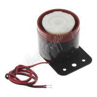 se520 Siréna piezoelektrická 12V/10W, 1-tónová