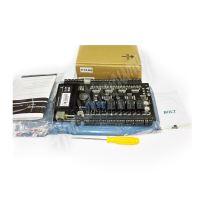 Entry E C3-400 přístupový kontrolér