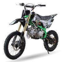 Pitbike MiniRocket Motors CRF110 17/14 125ccm Monster Edition zelená