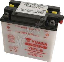 Motobaterie Yuasa YB7L-B (12V, 8Ah, 124A)