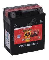 Motobaterie Banner Bike Bull 50614 YTX7L-BS 12V 6Ah 75A