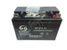 Gelová baterie 12V (6,5Ah)