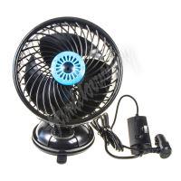 FA6212 Ventilátor 150mm na přísavku 12V s ionizátorem