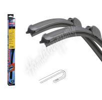 Stěrače FLAT SET (HOOK) 280+280mm