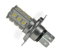 95h402 LED H4 bílá, 12V, 18LED/3SMD