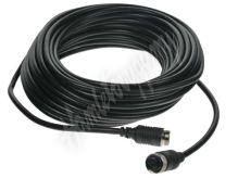 svkab30 Kabel video 4pin samec/samice, 30m