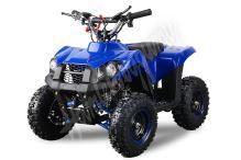 Dětská dvoutaktní čtyřkolka ATV Nitro Trucky 49ccm E-start modrá