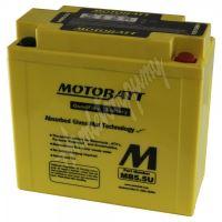 Motobaterie MOTOBATT MB5.5U 12V 7Ah 105A