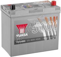 Autobaterie Yuasa YBX5053 (12V 48Ah 430A)
