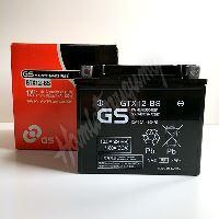 GS Motobaterie GTX12-BS 12V 10Ah 180A