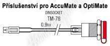 TM-78 příslušenství k Accumate a Optimate - DIN zásuvka