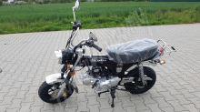 Motorka SkyTEAM SKYMAX 125cc černá