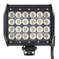 wl-cree72-2 x LED světlo obdélníkové, 24x3W, 167x93x167mm