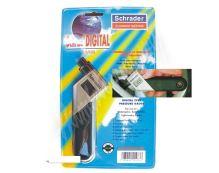 Digitální pneuměřič 0,35-10 Schrader