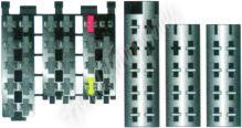 sot-053 Kabeláž pro HF PARROT/OEM Opel - (26 pól ISO)