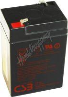 CSB Baterie GP645 6V 4,5Ah